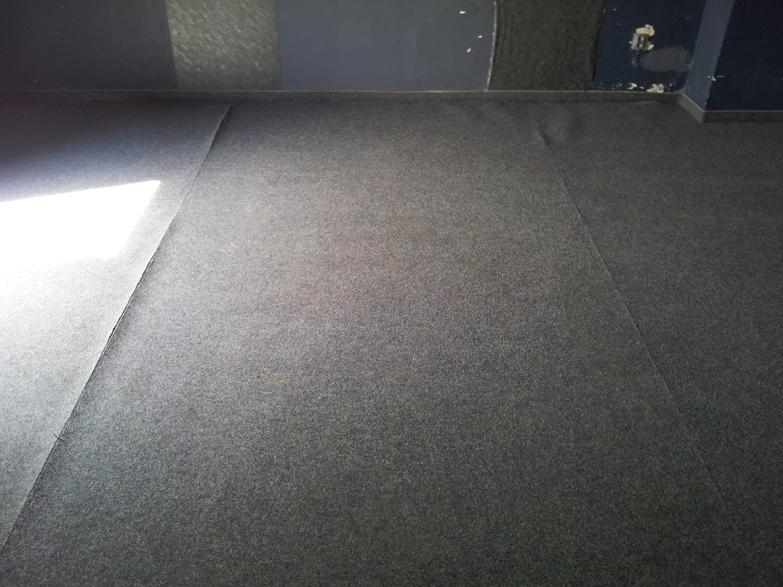 Wykładzina dywanowa powypraniu